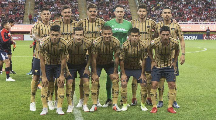 Felipe Mora anotó en el empate de Pumas y Puebla