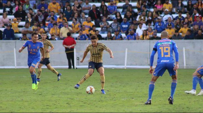 Tigres derrota a Pumas en amistoso con sabor a Liguilla