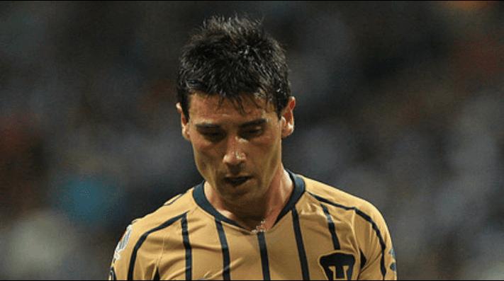 Matías Alustiza dice adiós a Pumas