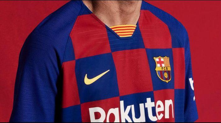 venta más barata comprar a juego en color La nueva playera de Barcelona preocupa a los fanáticos de ...