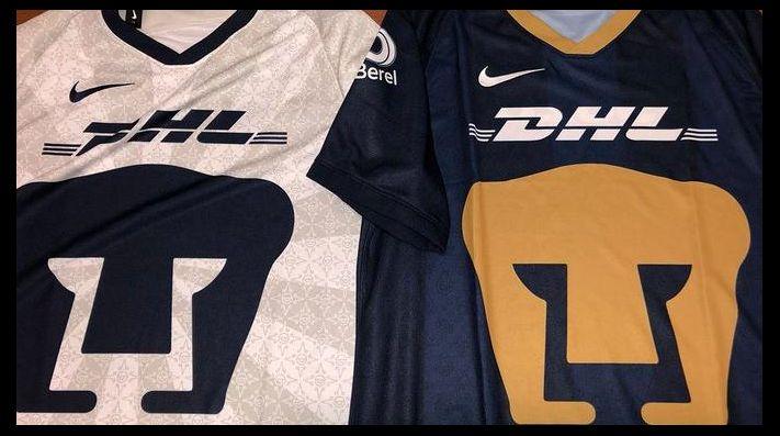 reputable site d2cf5 76833 Estos serán los nuevos jerseys de Pumas