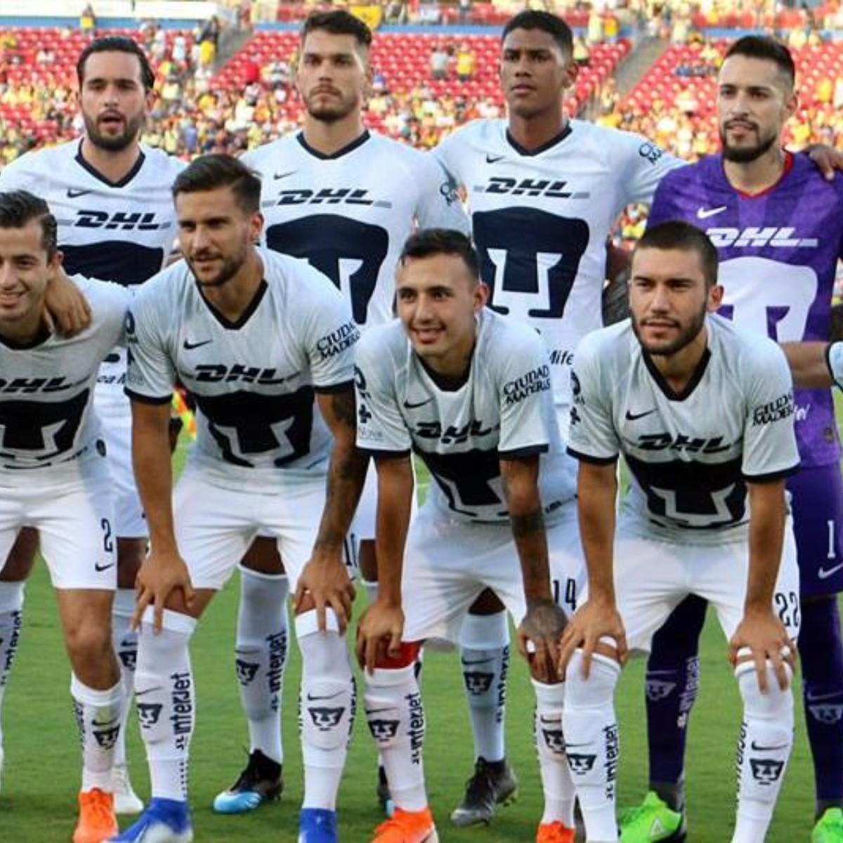 simpatía válvula España  Los nuevos dorsales de Pumas UNAM para el Torneo de Apertura 2019 | Dale  Pumas