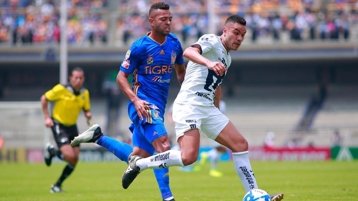 léxico Afirmar Mucho bien bueno  Qué canal transmite Tigres UANL vs Pumas UNAM por la Jornada 8 del Torneo  Clausura 2020?   Dale Pumas