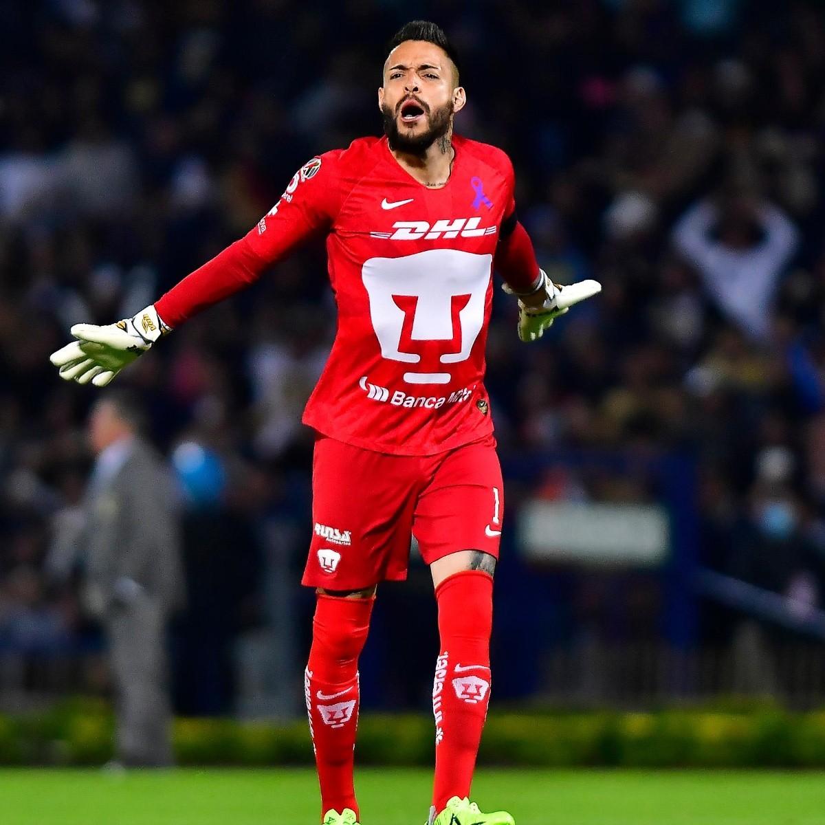 Se quedará: Alfredo Saldívar es renovado con Pumas UNAM hasta 2023 ...