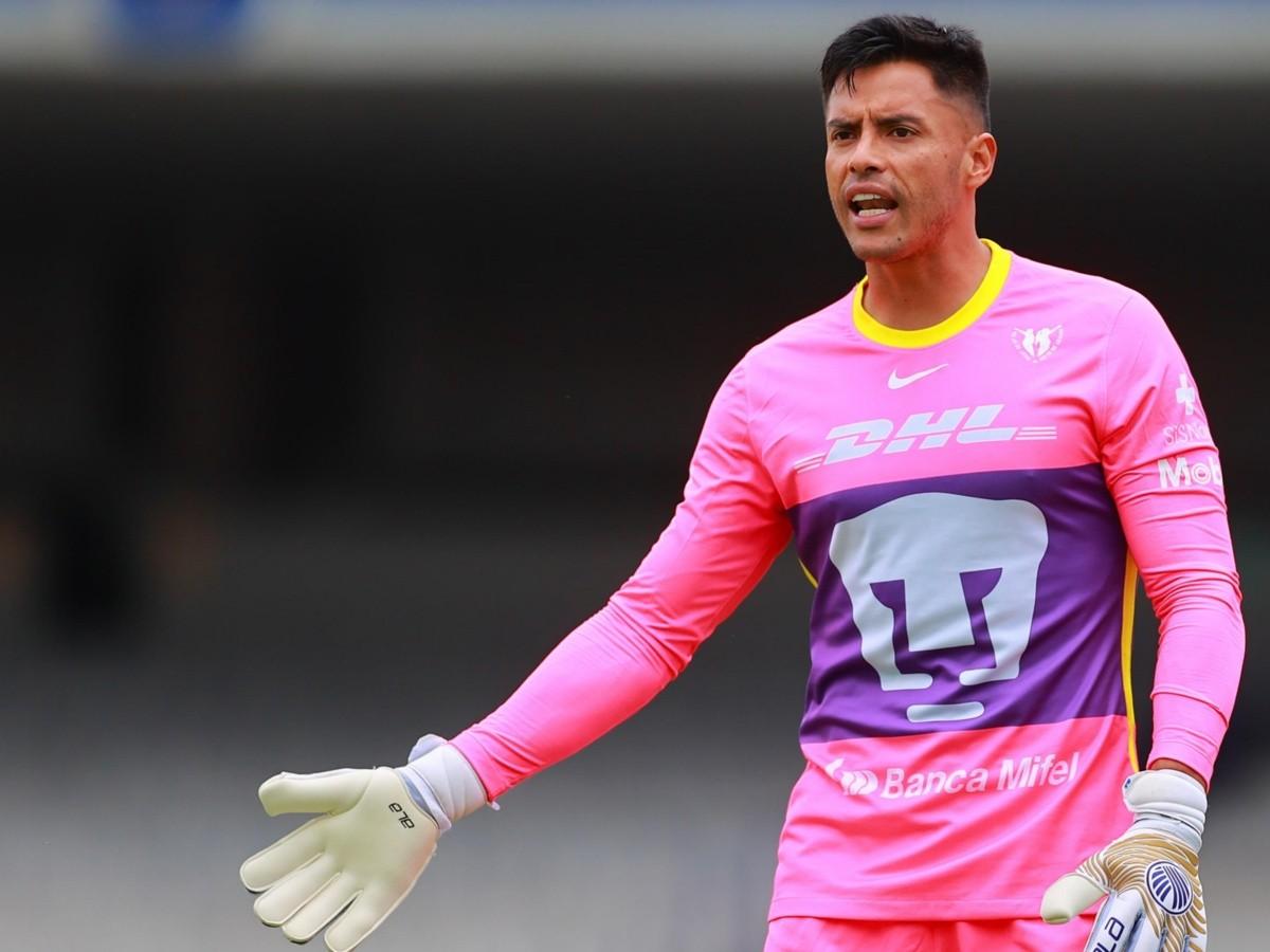 Alfredo Talavera se pierde el juego entre Chivas y Pumas por una enfermedad respiratoria